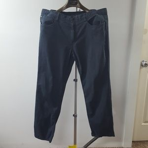 Mens blue dress slacks
